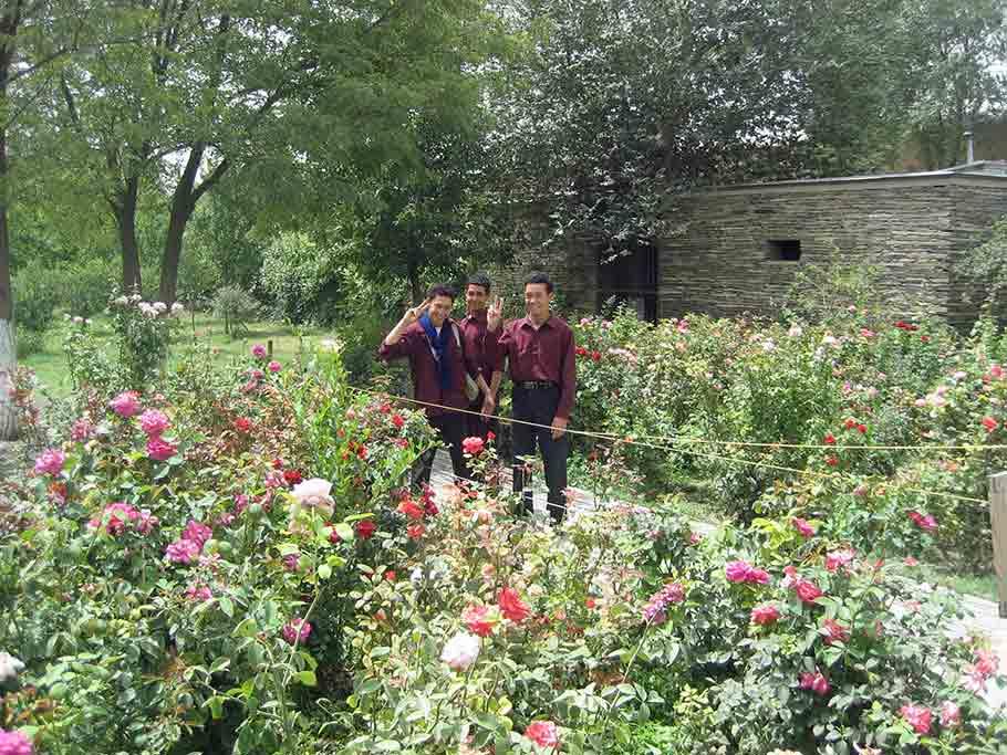 Babur garden