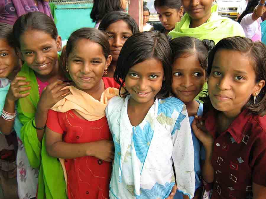 Dina in India