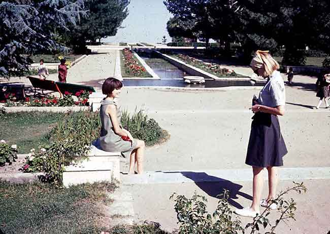 Picture of Afghanistan in 1960s