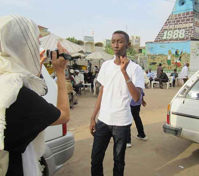 Dina in Somaliland