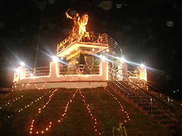Kittur Rani Chennamma memorial