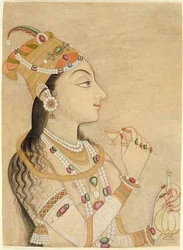Queen Nur Jahan