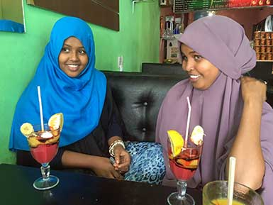 Somaliand teens