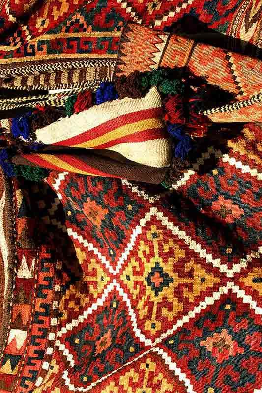 Afghan textile