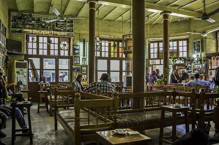 Shahbandar cafe