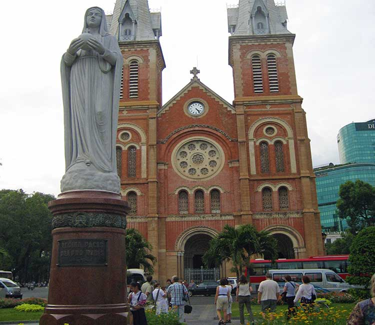 Cathedral in Vietnam