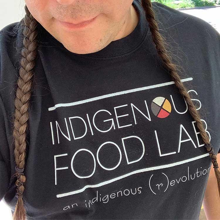 Indigenous food labs logo