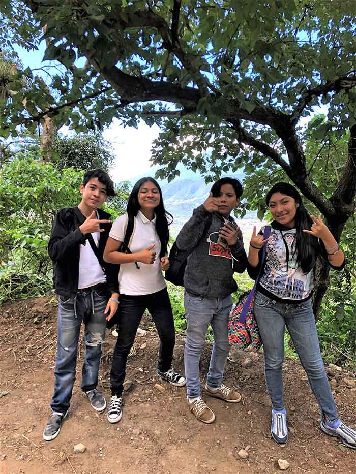 Empresario students