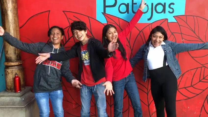 Guatemalan teens