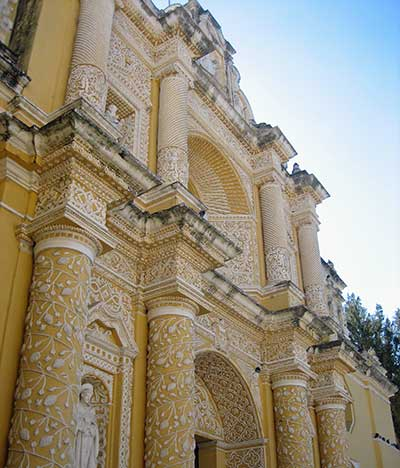 Church in Guatemala