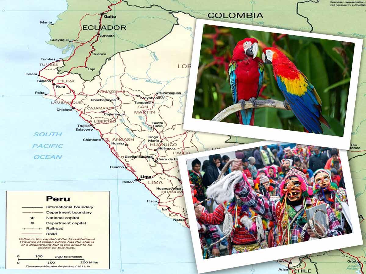 GSD Escape Peru