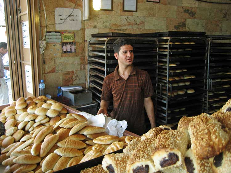 Iraqi bakery