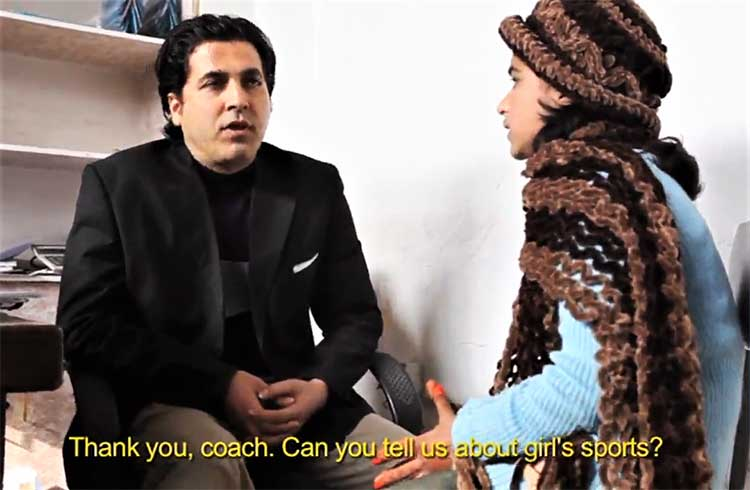 Karima interviewing coach