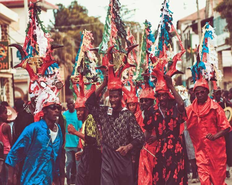 Kompas celebration in Haiti
