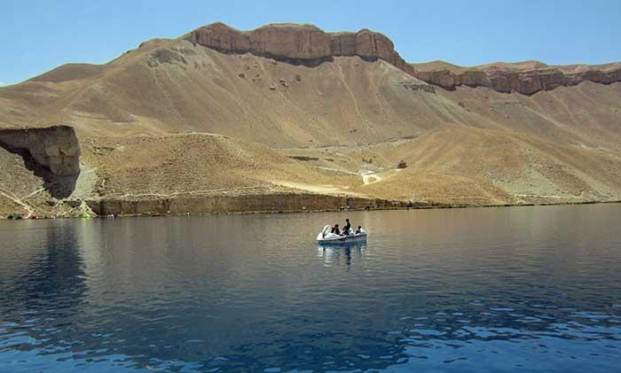 Lake in Afghanistan