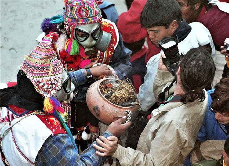 Peruvian cultural parade