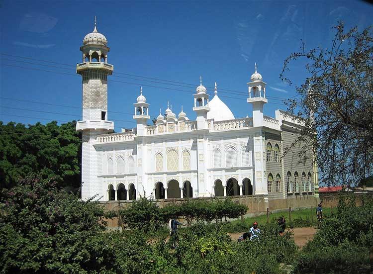 Mosque in Kenya