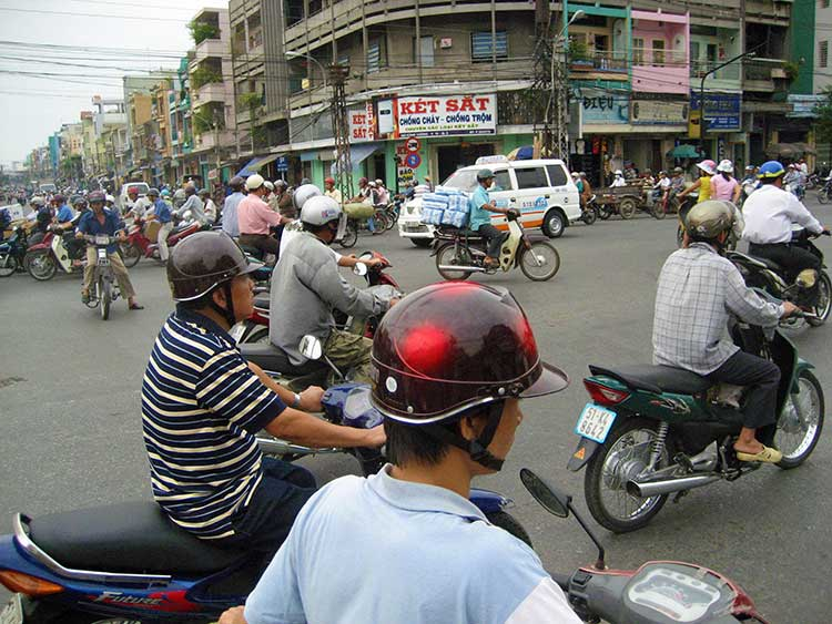 Transportation in Ho Chi Minh