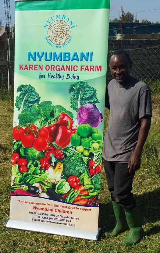 Mwanzia today