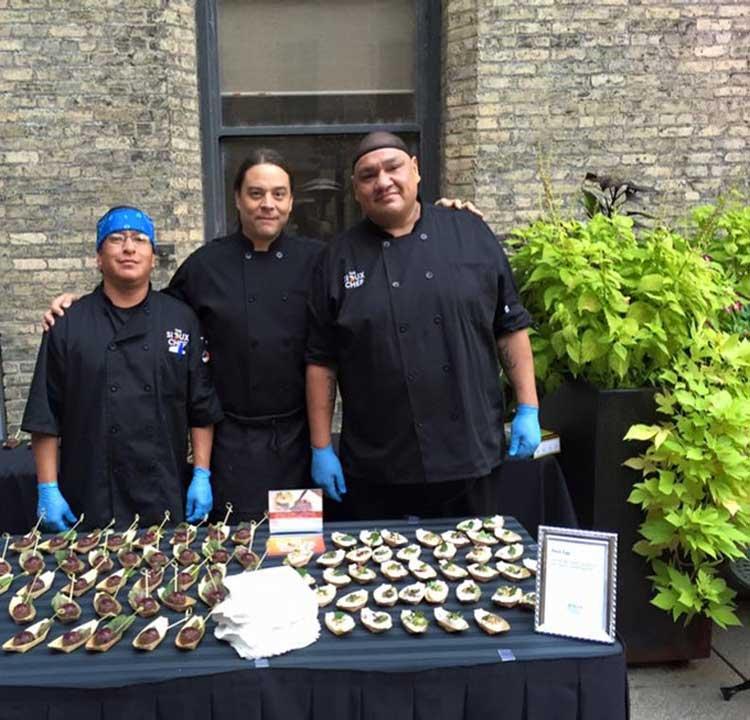 Sioux Chefs