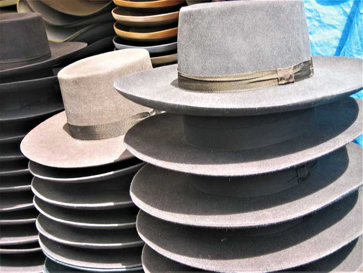 Fedoras for sale