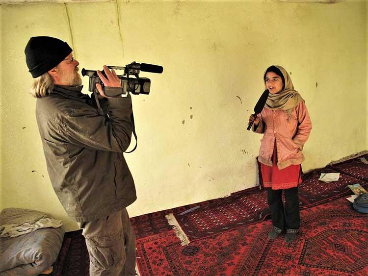 Karima practices reporting