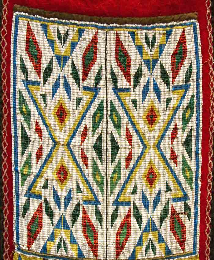 Native American textile