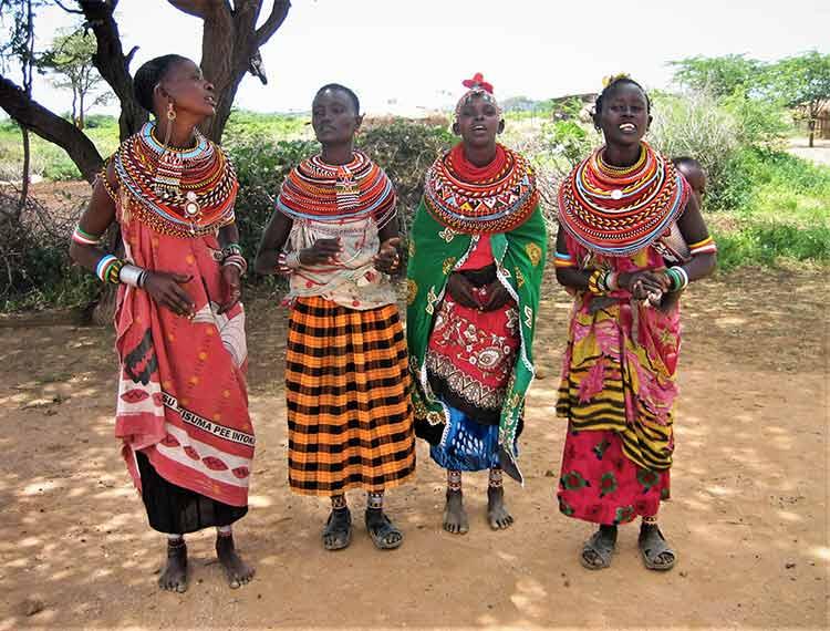 Women from Umoja